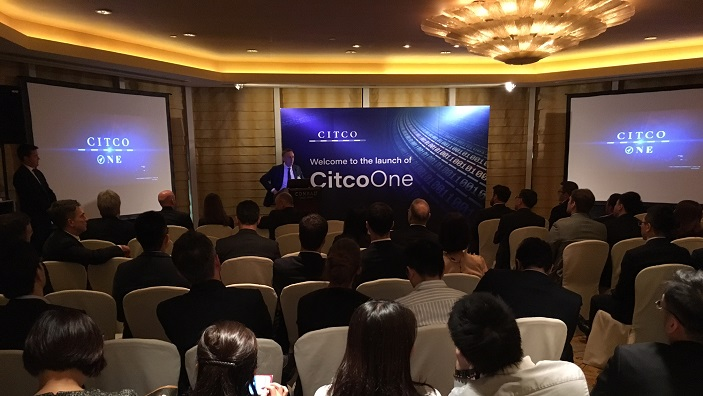CitcoOne Launch Event - Hong Kong